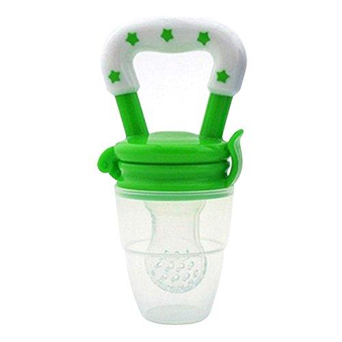 MIOIM® Pezón Bebé Fresco de Leche del Alimento Chupete para Alimentos Frutas Verduras Comidas Alimentador Alimentación Infantil Bebés