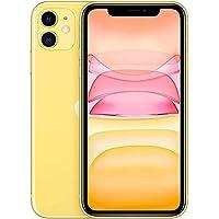 Apple iPhone 11 Akıllı Telefon, 64 GB, Sarı