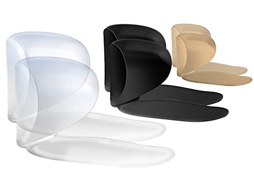 Addchi 3 paia protegge i talloni dalle bolle e dalla cornea migliore protezione contro le bolle e la cornea sul tallone di achille per tutti i tipi di scarpe per scarpe da uomo e scarpe da donna