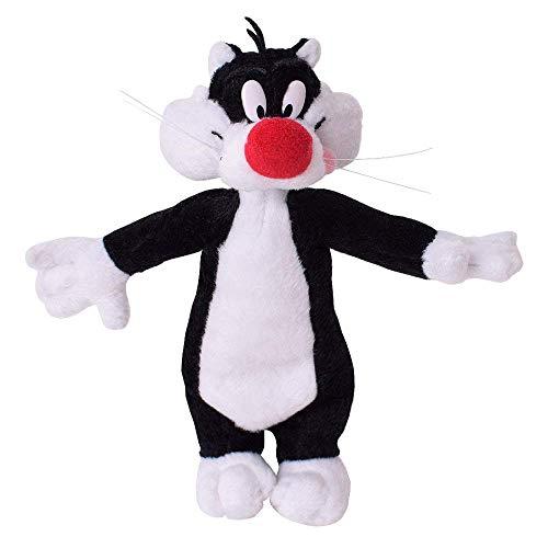 TE-Trend Katze Sylvester Looney Tunes Kuscheltier Stofftier 18 cm Film & TV Mitbringsel