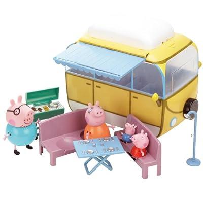 Peppa Pig 84211 - Autocaravana (Bandai) por Bandai