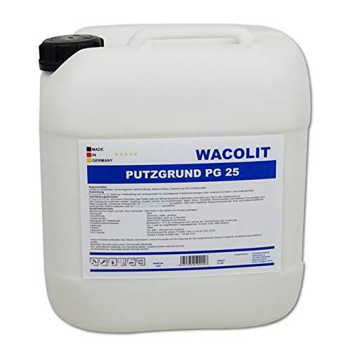 25 kg Wacolit Putzgrund Quarzgrund weiß für Innen u. Außen