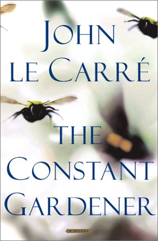 Book cover for The Constant Gardener