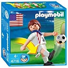 PLAYMOBIL® 4716 JUGADOR DE FÚTBOL EEUU