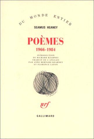 Poèmes: (1966-1984)