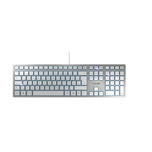 CHERRY KC 6000 Slim Tastatur,