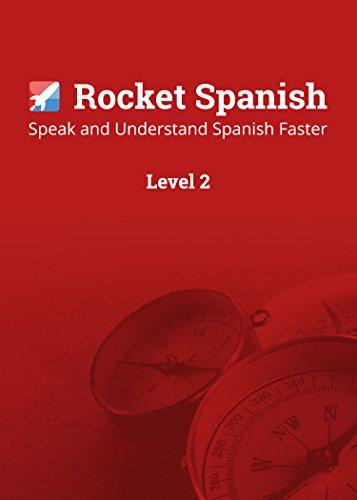 Spanisch lernen mit Rakete Spanisch Level 2, der beste Spanischkurs zum Lernen, Sprechen und Verstehen. Über 120 Stunden Spanischunterricht für Mac, PC, Android und iOS