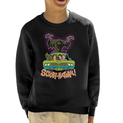 Natural Baby Supernatural DOO Kid's Sweatshirt ()