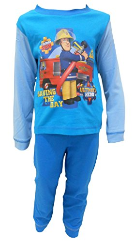 """Bombero Sam """"Salvando el Día"""" Pijama de los Muchachos"""