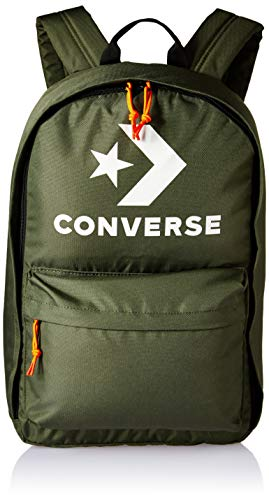 Converse 26 Ltrs Olive Casual Backpack (10007031-A02) Image 1