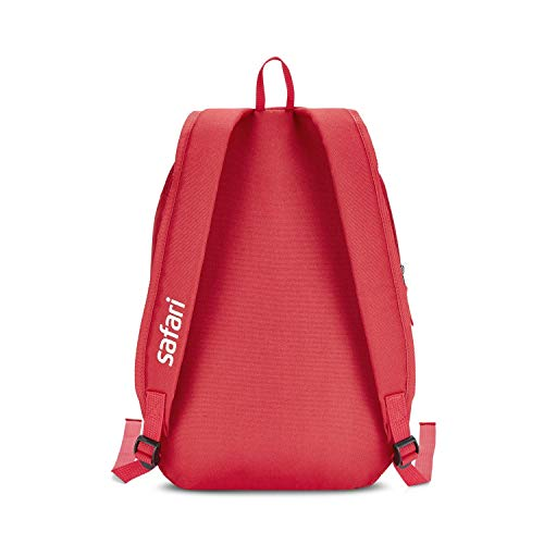 SAFARI 15 Ltrs Cherry Red Casual Backpack (DAYPACKNEO15CBCRE) Image 4