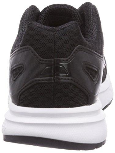 adidas Originals Galaxy, Scarpe da Corsa Uomo Nero (Schwarz (Core Black/Core Black/Semi Solar Yellow))