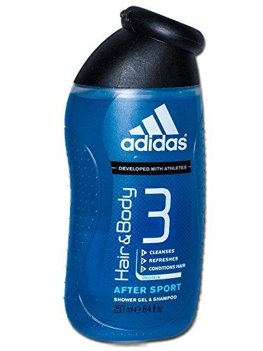 meet 9f248 1b721 8. adidas After Sport Hair   Body Shower Gel für Männer 250 ml (R18)