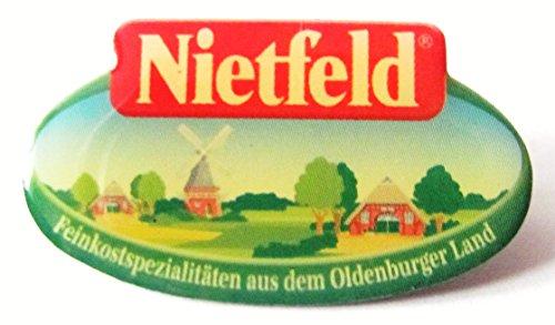 Unbekannt Nietfeld Feinkost - Landschaft - Pin 32 x 18 mm -
