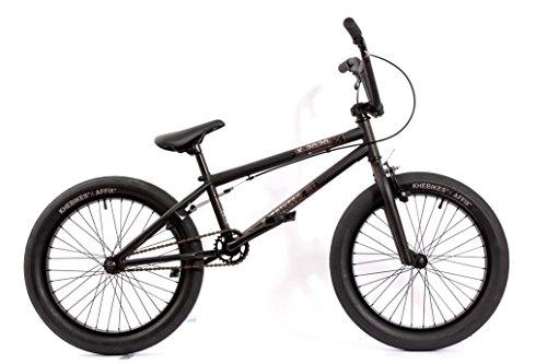 KHE BMX Fahrrad Barcode 20.20 schwarz nur 11,5kg! Test