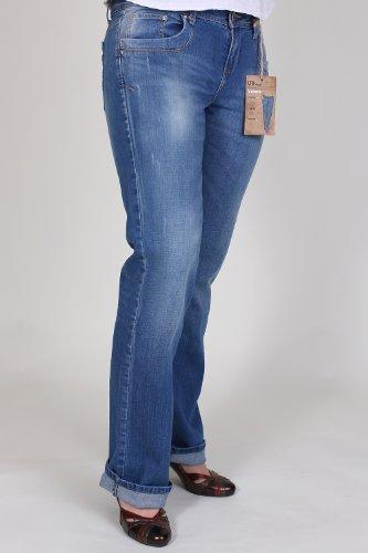 LTB Jeans Damen Jeans Valerie Argon-Wash(2496)