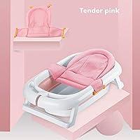 Tina Plegable para niños, Tina para niños, Tina para bebés Los recién Nacidos Pueden Sentarse y plegarse. Bebé de 0 a 6 años.