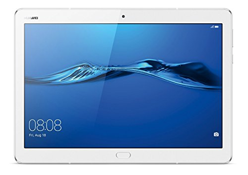 Huawei Mediapad M3 Lite 10 - 10.1-inch Tablet IPH FullHD (WiFi, Qualcomm Snapdragon 435 octa-core processor, 3GB RAM, 32GB internal memory, Android 7 Nougat), white color width =