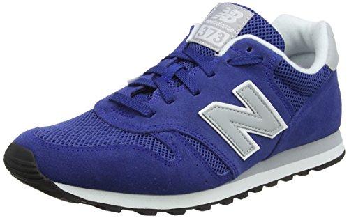 New Balance 373 V1, Sneaker Uomo, Blu (Blue), 44.5 EU