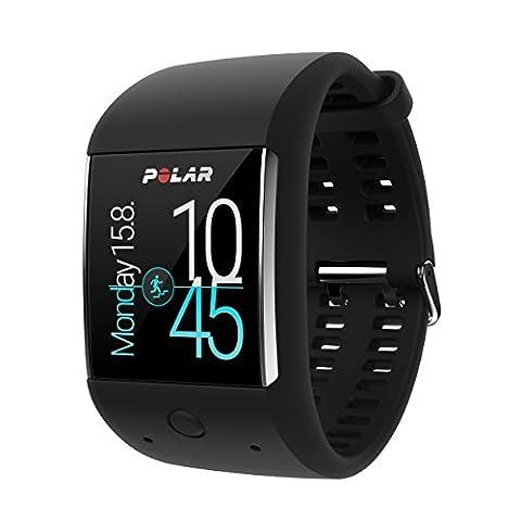 POLAR Smartwatch M600, schwarz, M/L