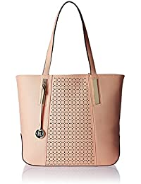 Diana Korr Women's Shoulder Bag (Peach) (DK40HPEA)
