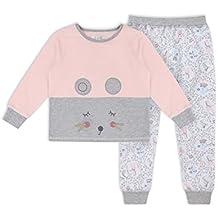The Essential One - Bebé Infantil Niñas Pijama - Rosado - EOT615