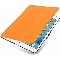 """iPad PRO 12.9"""" Hülle - VEO Ultra Dünnes Smart Cover mit Stand & Schlaf-Funktion für iPad PRO 12.9"""", ORANGE"""