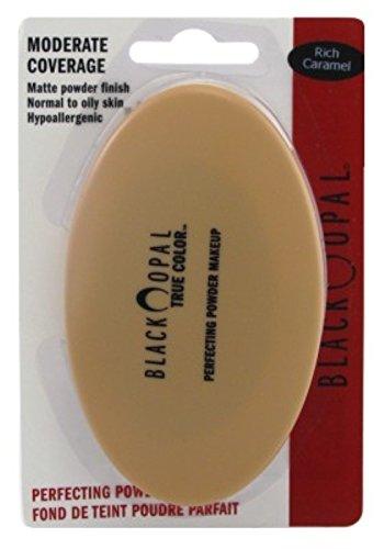 Black Opal Fond de Teint Poudre Rich Caramel 9 g