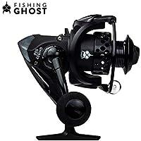 FISHINGGHOST® REEL500 Carrete Angel Spinning de 180gr Ideal para cañas ultraligeras, Carrete para Pesca Ultraligera