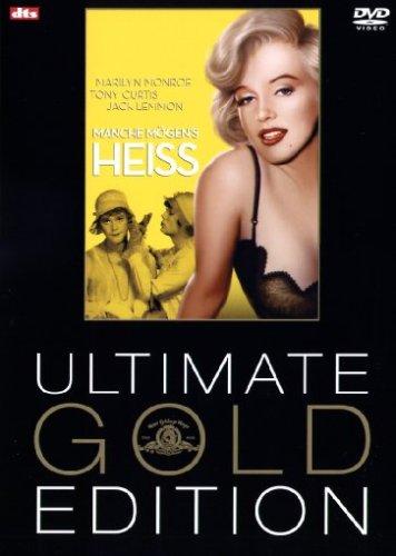 Bild von Manche mögen's heiss - Ultimate Gold Edition