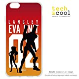 Funnytech Set Hülle Silikon iPhone 5 / 5S / SE [Flexible Silikon Hohe Qualität [Hartglas 0,3 mm HD 9H] [Star Wars Imperial Übung]