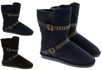 Footwear Studio , Bottes de neige femme