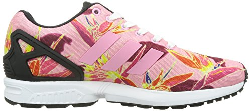 adidas Originals ZX Flux, Sneakers da Uomo Multicolore (light pink/light pink/core black)
