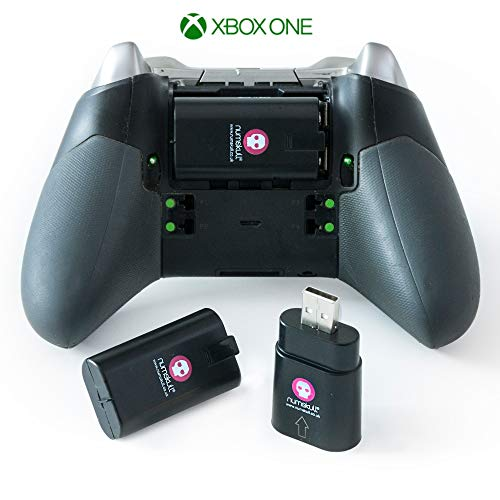 Xbox-One Battery Pack / kit di ricarica / batterie ricaricabili Controller Twin Pack