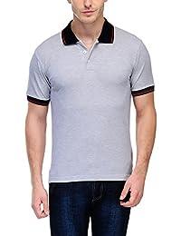 Scott International Men's Premium Cotton Polo T-Shirt