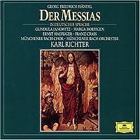 Der Messias (deutsche Gesamtaufnahme)
