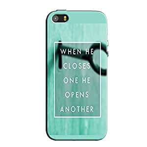 CLOSE & OPEN BACK COVER APPLE IPHONE 5