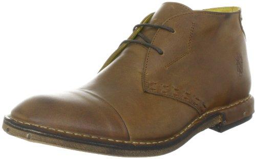 Fly London P210583001 NOTCH, Chaussures montantes homme Marron (Marron-TR-SW1007)