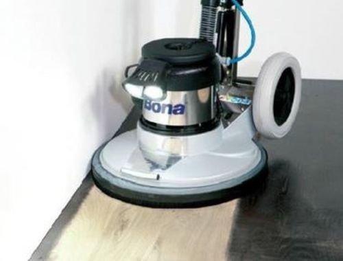 Einscheiben-Maschine Bona FlexiSand 1,5 PS Schleifmaschine Bodenschleifmaschine inkl. Padteller -