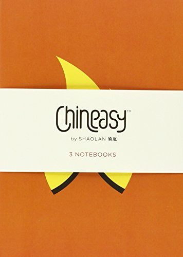 Chineasy: Set of 3 A5 Notebooks