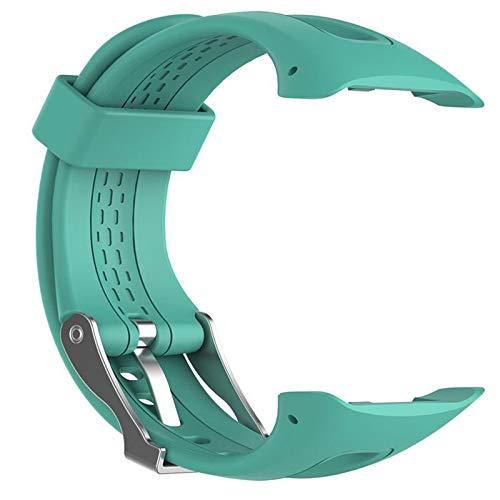 orologio sportivo yhsy cinturino orologio in silicone orologio da corsa cinturino piccolo/grande cintura alta qualità blu 25cm