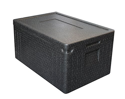 Large professional thermal box GN 1/1 with 230 mm usable height 1