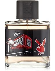 Playboy Vegas 50 ml Eau de Toilette Spray für ihn, 1er Pack (1 x 50 ml)