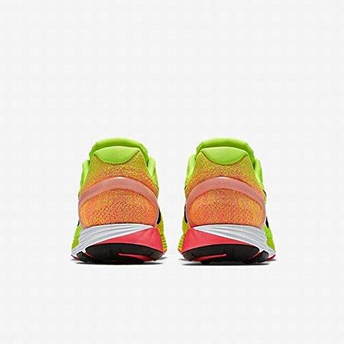 Nike Lunarglide 7 Mens Scarpe Da Corsa Volt / Snst Glow / Hot Lava / Nero