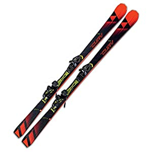 Fischer Ski RC4 The Curv TI AR 2019 + Bindung RC4 Z11 Powerrail