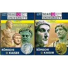 Römische Kaiser, 4 Cassetten
