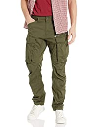 G-STAR RAW Rovic Zip 3D Straight Tapered Pantalon Homme
