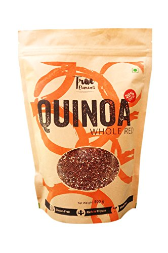 True Elements Red Quinoa, 500g