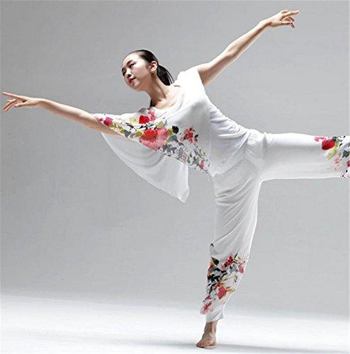 Femme vêtements de yoga costume haut de gamme / vêtements de danse confortables b