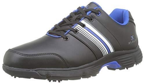 Stuburt Hydro Response Golf Shoe, Scarpe Uomo, Nero, 42.5 EU